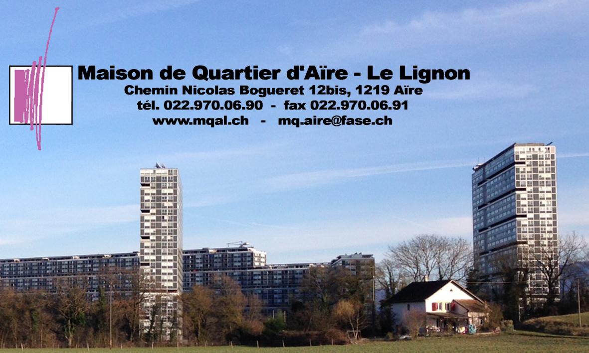 Maison de Quartier d'Aïre-Le Lignon